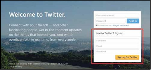 Twitter Basics - How To Create An Account and Tweet